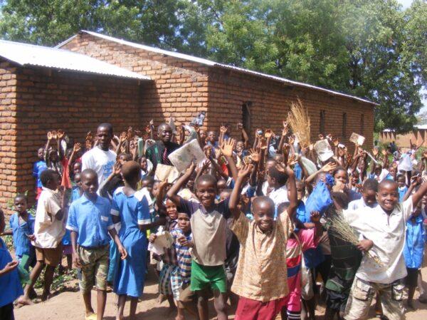 Roof a Church Malawi