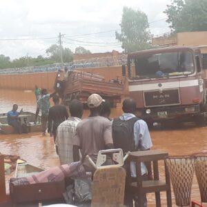 West Africa Flood response