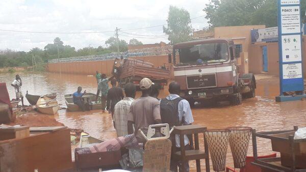 Niger Flood Response