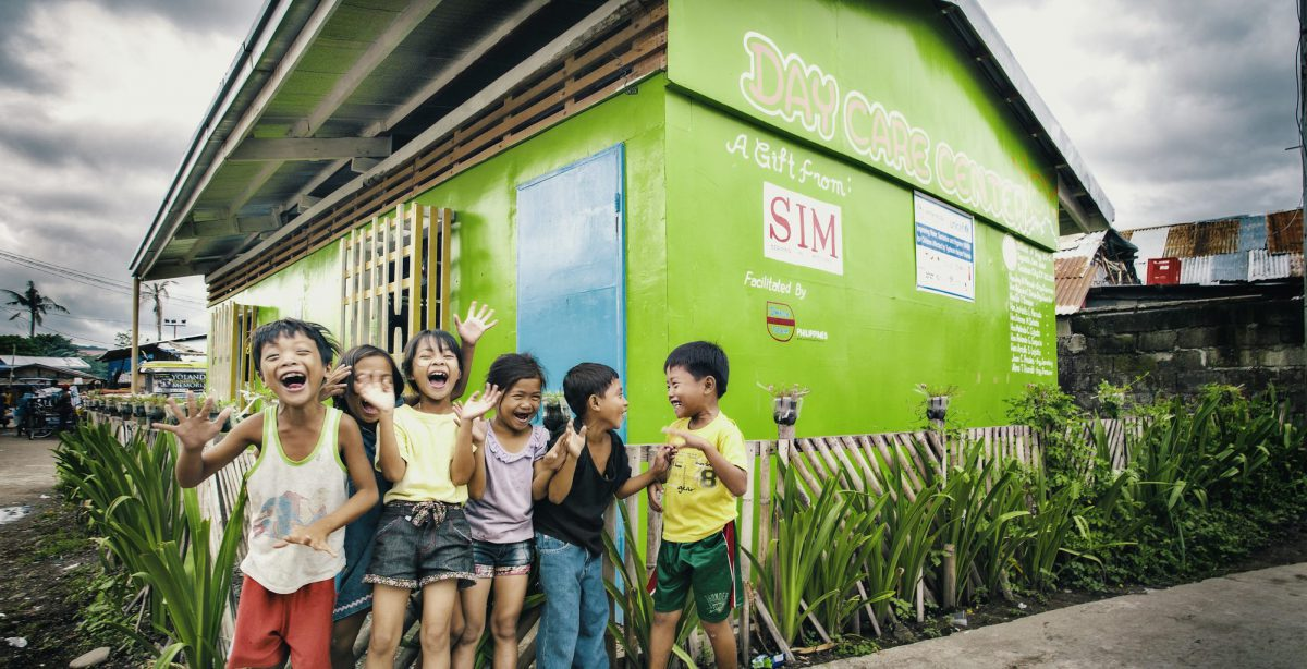 SIM gift to Thailand