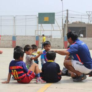 Train a coach - Sports Friends