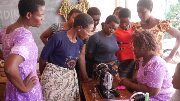Tiyamike Sewing program Malawi