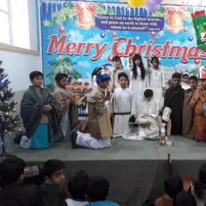 Christmas programme