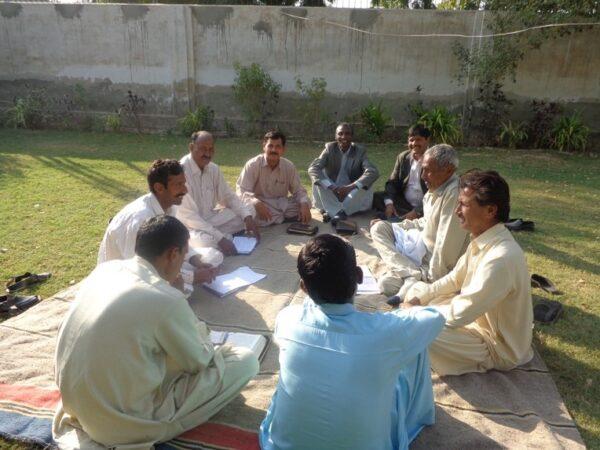 Church training for house-church leaders