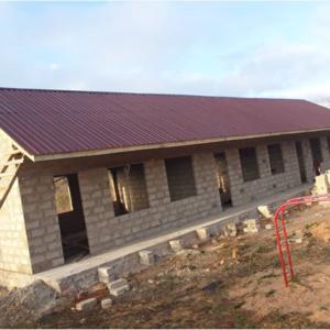 Building Tanzania School