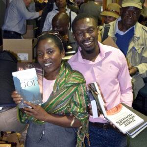 Pastors Book set, individual books, Namibia
