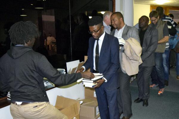 Pastors book set, Namibia