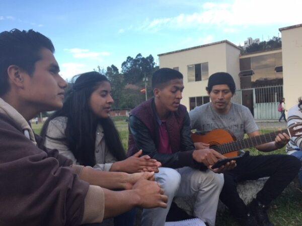 Youth Ministry Ecuador