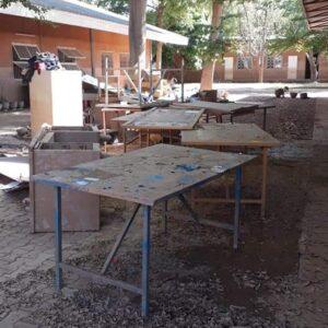 Flood response West Africa