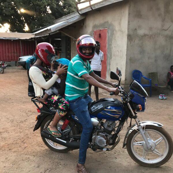 Guinea transport