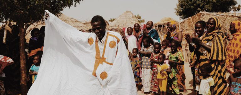 Hassaniya People of the Kayes Region of Mali
