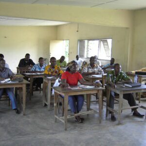 West Africa training local believers