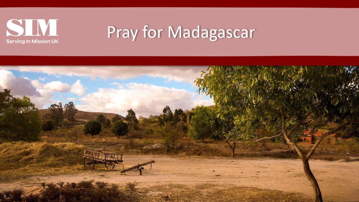 Prayer Power Point for Madagascar