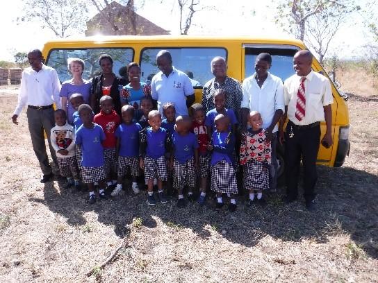 Transport Christian school Tanzania