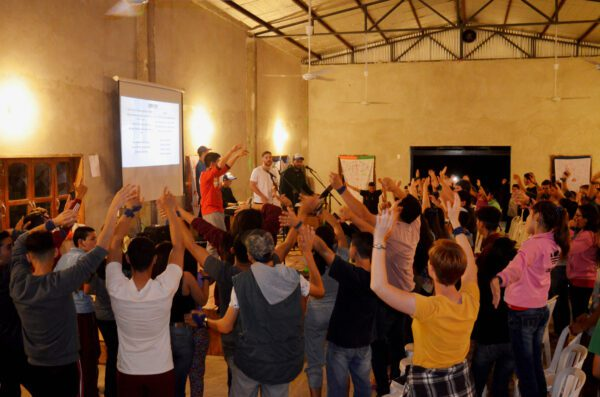 Youth camp Paraguay