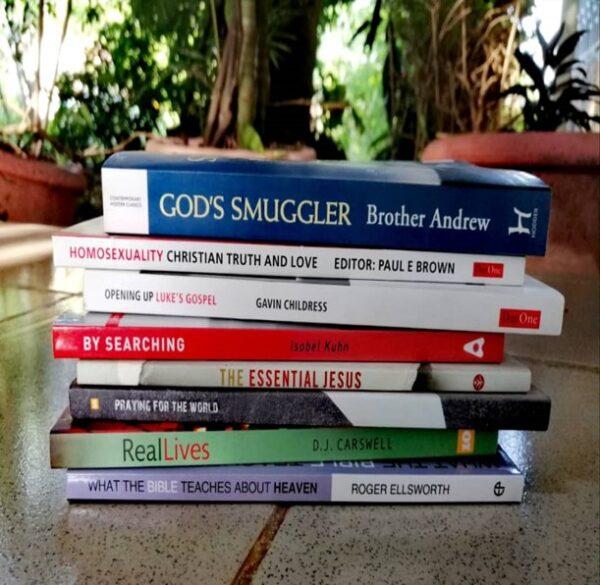 Nigeria - pastor's books set 2