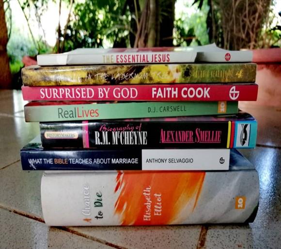 Nigeria - pastor's book set 4