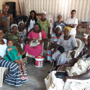 Christian Business women of Sandema