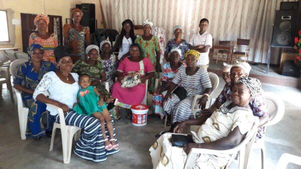 Christian Business women of Sandema