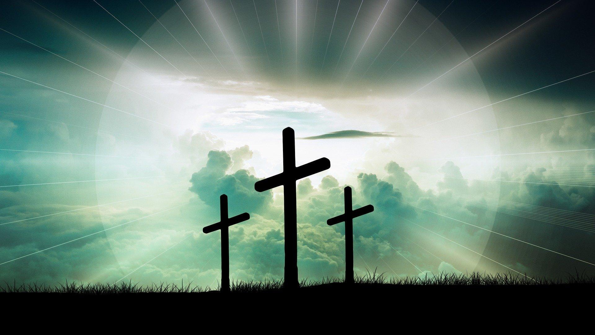 The cross of faith