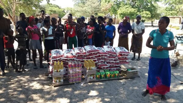 Namibia - COVID-19 food relief