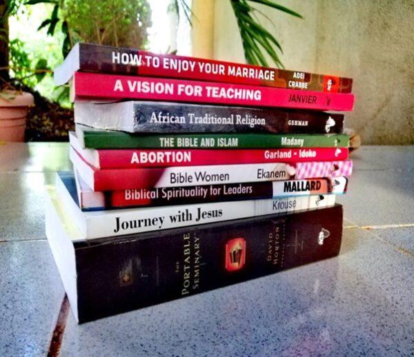 Pastors book set 2 - Nigeria