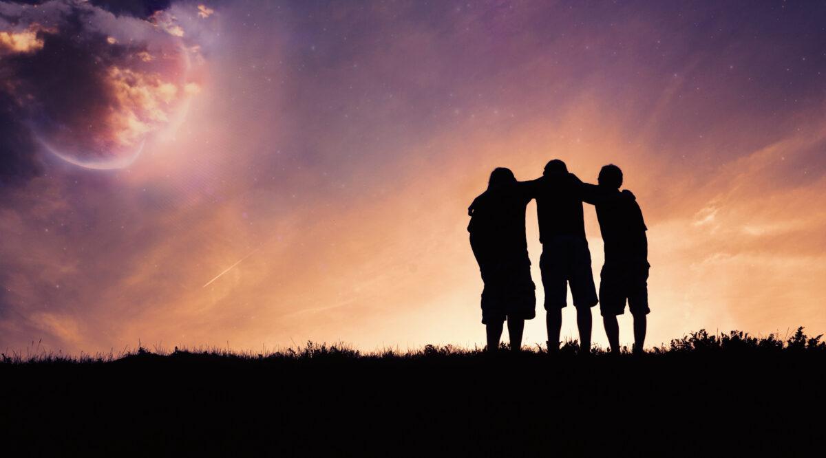 Prayer together